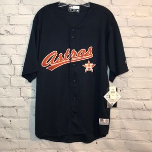 NET Men's Houston Astros Official Baseball Jersey